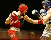 Boksing, 10. januar 2003, Norway Box Cup, Kay Tverberg, Norge mot Tomas Coward, England