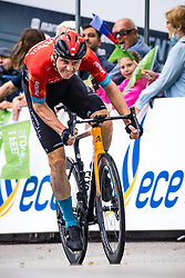 Matej MOHORIC of BAHRAIN VICTORIOUS during 2nd Stage of 27th Tour of Slovenia 2021 cycling race between Zalec and Celje (147 km), on June 10, 2021 in Slovenia. Photo by Matic Klansek Velej / Sportida