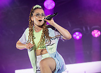 ELLA EYRE at the Big Feastival 2021 on Alex James Cotswolds farm, Kingham oxfordshire photo by Michael Butterworth