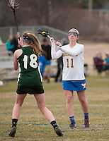 Girls Lacrosse Gilford versus Hopkinton.  Karen Bobotas for the Laconia Daily Sun