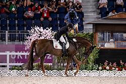 Dufour Cathrine, DEN, Bohemian, 118<br /> Olympic Games Tokyo 2021<br /> © Hippo Foto - Dirk Caremans<br /> 24/07/2021