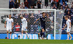 Scotland's Jack Hendry rues a missed chance during the UEFA Euro 2020 Group D match at Hampden Park, Glasgow. Picture date: Monday June 14, 2021.