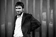Alessandro Di Battista deputato alla Camera con il Movimento 5 Stelle. Roma, 30 settembre 2013. Christian Mantuano / OneShot