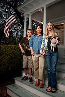 After 9/11, Katrina relocated her family to her hometown in northern Massachusetts and still resides there today.
