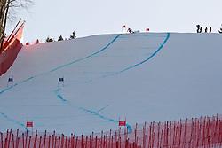 09.02.2011, Kandahar, Garmisch Partenkirchen, GER, FIS Alpin Ski WM 2011, GAP, Herren Super G, im Bild Feature von der Kandahar Rennstrecke during Men Super G, Fis Alpine Ski World Championships in Garmisch Partenkirchen, Germany on 9/2/2011. EXPA Pictures © 2011, PhotoCredit: EXPA/ J. Groder