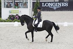 Barbancon Mestre Morgan (ESP) - IPS Painted Black<br /> CHIO Rotterdam 2012<br /> © Hippo Foto - Leanjo de Koster