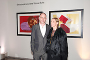 DINOS CHAPMAN; TIPHAINE DE LUSSIS, Swarovski Whitechapel Gallery Art Plus Opera,  An evening of art and opera raising funds for the Whitechapel Education programme. Whitechapel Gallery. 77-82 Whitechapel High St. London E1 3BQ. 15 March 2012