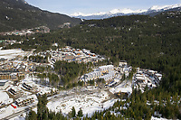 OLYMPIC GAMES VANCOUVER 2010 - WHISTLER (CAN) - PHOTO : VANOC / COVAN / DPPI<br /> WHISTLER OLYMPIC VILLAGE