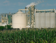 Stock shots of Cargill corn processing plant near Blair, Neb.  Cargill plans to expand the Ethanol processing capacity at the plant to to 230 million gallons a year. .Photo stock for Ethanol in the Midwest. Photo by Chris Machian