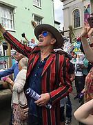 Hank Wangford at The Bridport Hat Festival 2019
