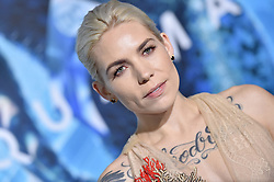 """Premiere of Warner Bros. Pictures' """"Aquaman"""". TCL Chinese Theatre, Hollywood, California. 12 Dec 2018 Pictured: Skylar Grey. Photo credit: AXELLE/BAUER-GRIFFIN / MEGA TheMegaAgency.com +1 888 505 6342"""