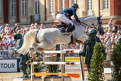 MUFF Werner (SUI), JAZOE VAN 'T STEENPAAL<br /> Münster - Turnier der Sieger 2019<br /> Grosser Preis von Münster <br /> BEMER Riders Tour Etappenwertung<br /> CSI4* - Int. Jumping competition over 2 rounds (1.60 m)<br /> 04. August 2019<br /> © www.sportfotos-lafrentz.de/Stefan Lafrentz