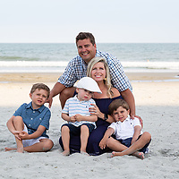 Stapleton Family, Beach Trip 2021. Garden City Beach, SC