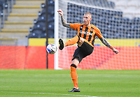 Hull City's Jordy de Wijs<br /> <br /> Photographer Dave Howarth/CameraSport<br /> <br /> The EFL Sky Bet League One - Hull City v Crewe Alexandra - Saturday 19th September 2020 - KCOM Stadium - Kingston upon Hull<br /> <br /> World Copyright © 2020 CameraSport. All rights reserved. 43 Linden Ave. Countesthorpe. Leicester. England. LE8 5PG - Tel: +44 (0) 116 277 4147 - admin@camerasport.com - www.camerasport.com