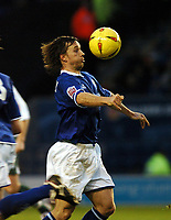Fotball<br /> Championship England 2004/05<br /> Leicester v Plymouth<br /> 27. november 2004<br /> Foto: Digitalsport<br /> NORWAY ONLY<br /> DAVID CONNOLLY LEICESTER CITY