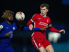 2021-02-19 Chelsea U23 v Liverpool U23