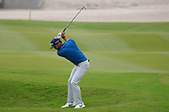 Adri Arnaus (ESP) on the 9th during Round 1 of the Oman Open 2020 at the Al Mouj Golf Club, Muscat, Oman . 27/02/2020<br /> Picture: Golffile | Thos Caffrey<br /> <br /> <br /> All photo usage must carry mandatory copyright credit (© Golffile | Thos Caffrey)