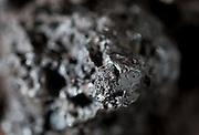 Congonhas_MG, Brasil...Detalhe de minerio de ferro...Datail of a mineral...Foto: JOAO MARCOS ROSA / NITRO