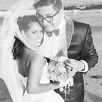 Christian Astorga and Evelyn Cortez Santa Barbara Wedding