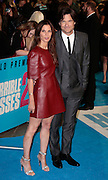 "Nov 12, 2014 - ""Horrible Bosses 2""  World Premiere at Odeon West End,  Leicester Square, London<br /> <br /> Pictured: Jason Bateman; Amanda Anka<br /> ©Exclusivepix"
