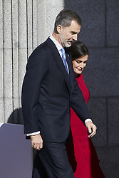 King Felipe VI of Spain and Queen Letizia of Spain attends to 40 Anniversary of Spanish Constitution at Congreso de los Diputados in Madrid, Spain. December 06, 2018. Photo by ALTERPHOTOS/A. Perez Meca/ABACAPRESS.COM