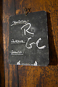 riesling chalk board dom frederic mochel traenheim alsace france