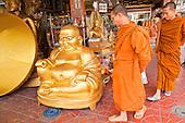 Bangkok's Street of Many Buddhas