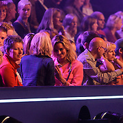NLD/Hilversum/20120916 - 4de live uitzending AVRO Strictly Come Dancing 2012, Lieke van Lexmond in het publiek