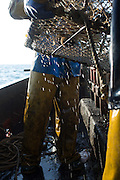"""8.6.15 On Board 'Kaya' RX89 """"Its about big industries and power. Small boats have no representation. They used to work through the National Federation of Fishermen's Organizations (NFFO), but it was taken over by producer organisation executives. If you look at the board of the National Federation, the committee and chief execs are all producer organizations execs, so its the same people. They have a vested interest."""" Paul Joy."""