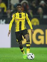 Ousmane Dembele (Dortmund)<br /> Dortmund, 04.02.2017, Fussball Bundesliga, Borussia Dortmund - RB Leipzig 1:0<br /> <br /> Norway only