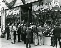 1933 Grand opening of Pep Boys at 1612 Cahuenga Ave.