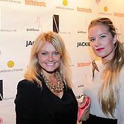 NLD/Amsterdam/20121001- Uitreiking Bachelorette List 2012, Sophie Polkamp Charlotte Bors
