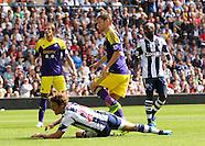 West Bromwich Albion v Swansea City 010913