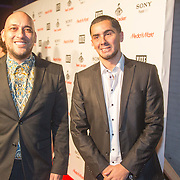 NLD/Amsterdam/20151119 - inloop Xite Awards 2015, The Partysquad