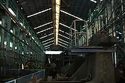 The Heavy Machine Shop, Cockatoo Island, Sydney, Australia. 09.07.12