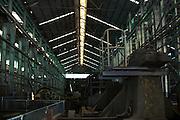 The Heavy Machine Shop, Cockatoo Island, Sydney, Australia. 09.07.12