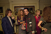Nicky Haslam celebrated his birthday by throwing a party for Jerry Hall. dorchester Club. 1 October 2000. © Copyright Photograph by Dafydd Jones 66 Stockwell Park Rd. London SW9 0DA Tel 020 7733 0108 www.dafjones.com
