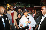 """Spike Lee at The Russell Simmons and Spike Lee  co-hosted """"I AM C.H.A.N.G.E!"""" Get out the Vote Party presented by The Source Magazine and The HipHop Summit Action Network held at Home on October 30, 2008 in New York City"""