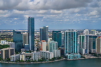 Brickell Financial District Skyline