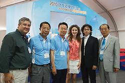 World Match Racing Tour 2010. Korea Match Cup, Gyeonggi, Korea. 9th June 2010