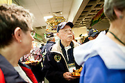World War II and Korean War Veterans travel to Washington DC with Beloit organization, VetsRoll, on May 16, 2011. We drove from Beloit, Wisconsin to Pennsylvania in the first day..