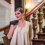 NLD/Amsterdam/20170326 - Pr. Margarita en Sheila de Vries presenteren nieuwe sieradencollectie, Yasmine Verheijen