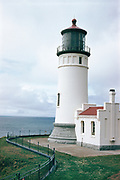CS00381-02. North Head Lighthouse, near Ilwaco, Washington state.  June 1, 1960