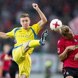 20170803: SLO, Football - UEFA Europa League 2017/2018, 3rd Prelim. Round, NK Domzale vs SC Freiburg