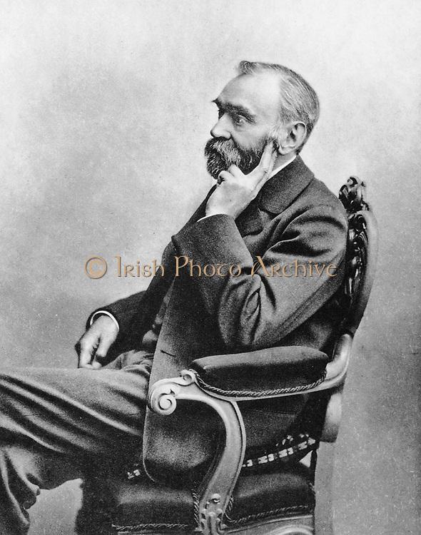 Alfred Nobel (1833-96) Swedish chemist and inventor. Dynamite. Endowed Nobel Prizes