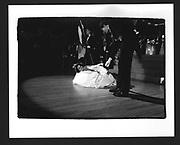 Shannon Kelly during the International Debutante Ball.Waldorf Astoria. New York. December 1989.