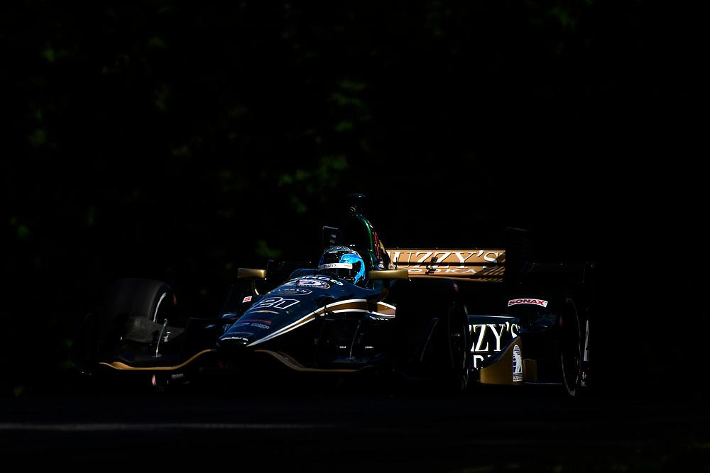 Verizon IndyCar Series<br /> Honda Indy 200 at Mid-Ohio<br /> Mid-Ohio Sports Car Course, Lexington, OH USA<br /> Saturday 29 July 2017<br /> JR Hildebrand, Ed Carpenter Racing Chevrolet<br /> World Copyright: Scott R LePage<br /> LAT Images<br /> ref: Digital Image lepage-170729-to-5711