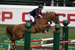 Muff Werner, (SUI), Colombo<br /> CSIO 5* Spruce Meadows Masters - Calgary 2016<br /> © Hippo Foto - Dirk Caremans<br /> 08/09/16