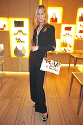 PRICILLA WATERS at a reception in aid of Children in Crisis held at the Roger Vivier store, 188 Sloane Street, London on 19th March 2009.