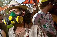 Rainbow Serpent Festival 2009, January 23rd to January 26th 2009, Beaufort, Victoria, Australia:
